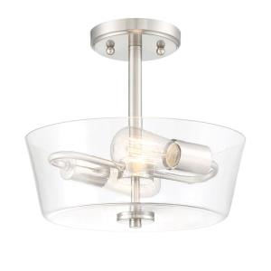 Westin - Two Light Semi-Flush Mount