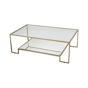 "Scotch Mist - 47.25"" Coffee Table"