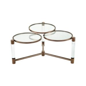 "Triple Crown - 35.4"" Coffee Table"