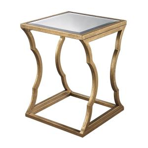 "Metal Cloud - 24"" Side Table"