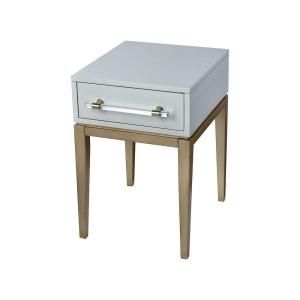 "Girl - 27.6"" Friday Accent Table"