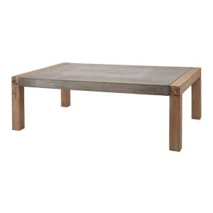 "Arctic - 52.8"" Large Coffee Table"