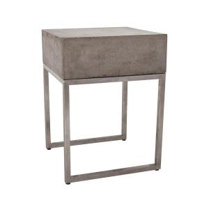 "Bulwark - 19.7"" Side Table"