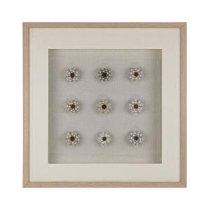 Sea Urchin - 25.6 Inch Wall Decor