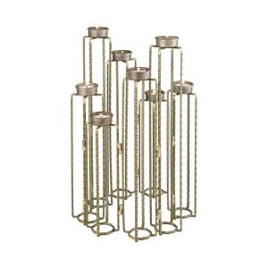 "Ascencio - 23.62"" Hinged Candle Holder"
