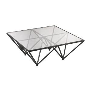 "Carrousel - 39.4"" Geometric Coffee Table"