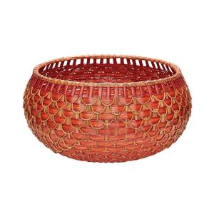 "13.8"" Large Fish Scale Basket"