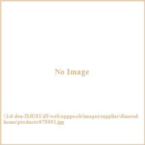 "30"" Metal Strap Coffee Table"