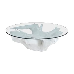 "Yava - 47"" Root Coffee Table"