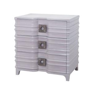 "Poland - 30.25"" 3 Drawer Chest"