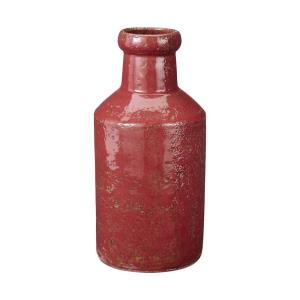 8 Inch Rustic Sangria Milk Bottle