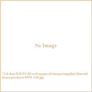 Auram - 16 Inch Square Handwoven Viscose Rug