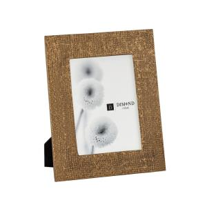 "Fizz - 9.5"" 5x7 Ripple Texture Photo Frame"