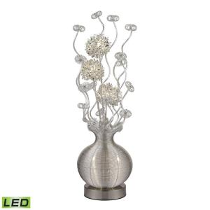 "Lazelle - 51"" 7.5W 5 LED Floor Lamp"