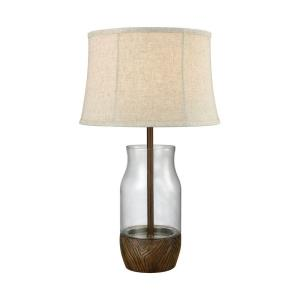 Camarillo - One Light Outdoor Table Lamp