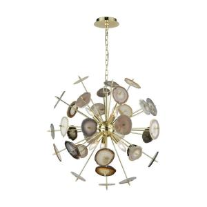 Galileo - Six Light Chandelier