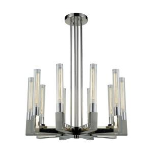 Light Thrust - Ten Light Chandelier