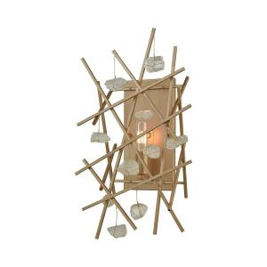 Massive Impact - One Light Wall Sconce