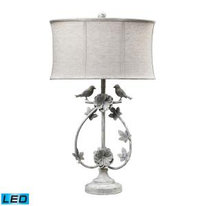 Saint Louis Heights - LED 2-Birds Table Lamp