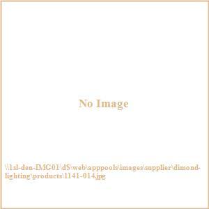 Neil - One Light Box Pendant