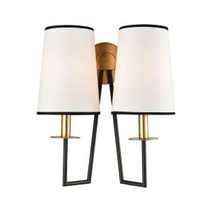 On Strand - Two Light Wall Sconce