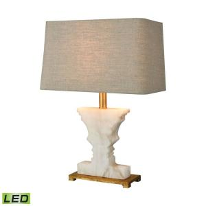 """Cheviot Hills - 21"""" 9.5W1 LED Table Lamp"""