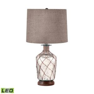 24 Inch 9.5W 1 LED Table Lamp