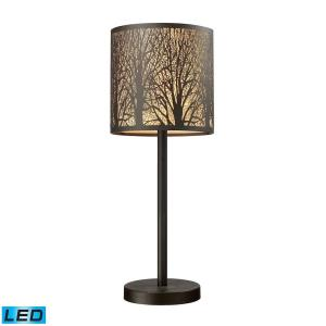 Woodland Sunrise - LED Table Lamp