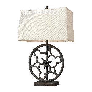 Ironton - Two Light Table Lamp