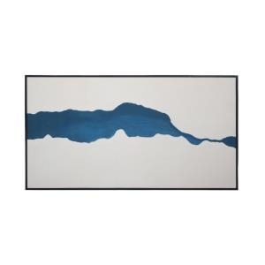 "Fissure - 64"" Decorative Wall Art"
