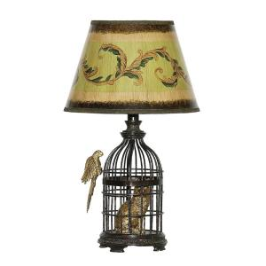 One Light Trading Place Table Lamp