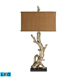 LED Driftwood Table Lamp