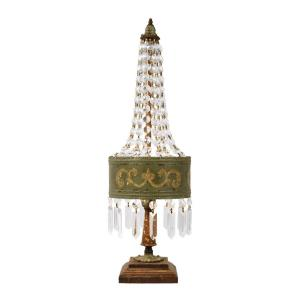 Eiffel - One Light Table Lamp