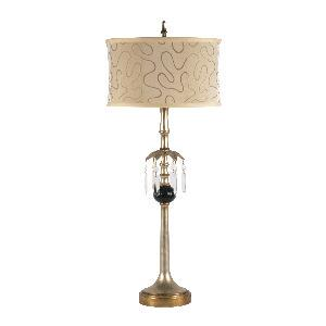 Topaz Drop - One Light Table Lamp