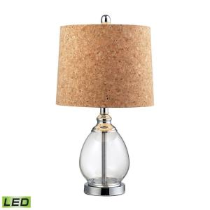22 Inch 9.5W 1 LED Table Lamp