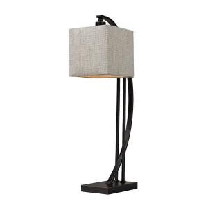 Arched - One Light Table Lamp