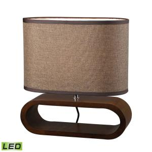 """12"""" 9.5W 1 LED Table Lamp"""