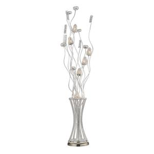 Cyprus Grove - Six Light Floor Lamp