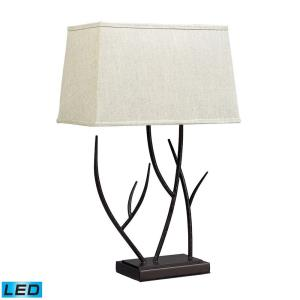 LED Winter Harbour Table Lamp