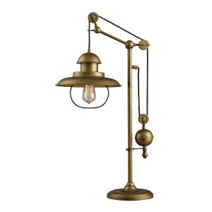 Farmhouse - One Light Table Lamp