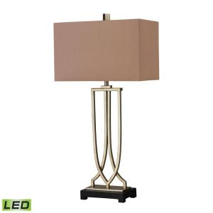 33 Inch 9.5W 1 LED Table Lamp