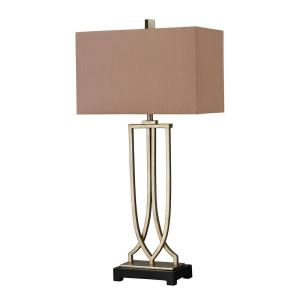 Free Form Iron - One Light Table Lamp