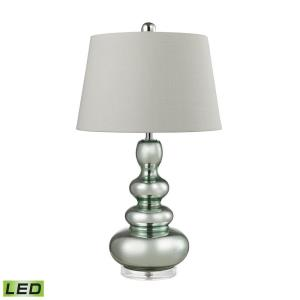 27 Inch 9.5W 1 LED Table Lamp
