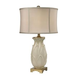 18 Inch One Light Table Lamp