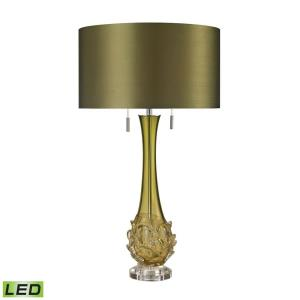 Vignola - 28 Inch 18W 2 LED Table Lamp