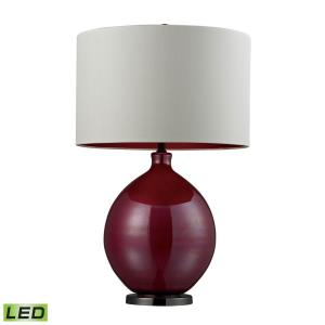 30 Inch 9.5W 1 LED Table Lamp