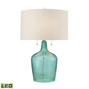 "Hatteras - 26"" 18W 2 LED Table Lamp"