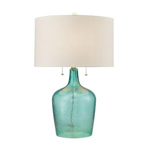 Hatteras - Two Light Table Lamp
