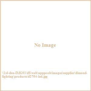 "18"" 9.5W 1 LED Genie Table Lamp"