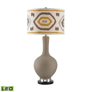 """34"""" 9.5W 1 LED Table Lamp"""